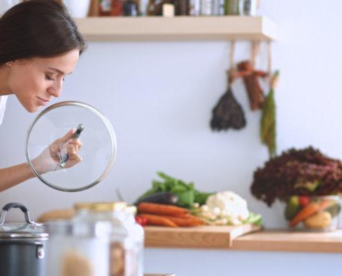 una cocina fácil, sana y rápida