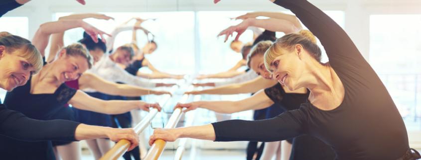 Training ballet