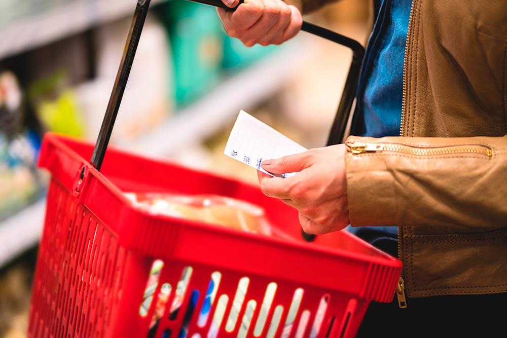 Cómo planificar la compra