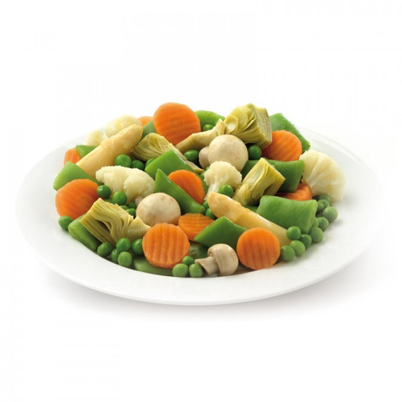 Menestra de verduras imperial listo en 8 minutos maheso - Menestra de verduras en texturas ...