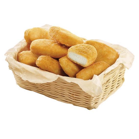 Nuggets Que Son: Nuggets De Pollo Congelados Receta Maestra, ¡Buenísimos