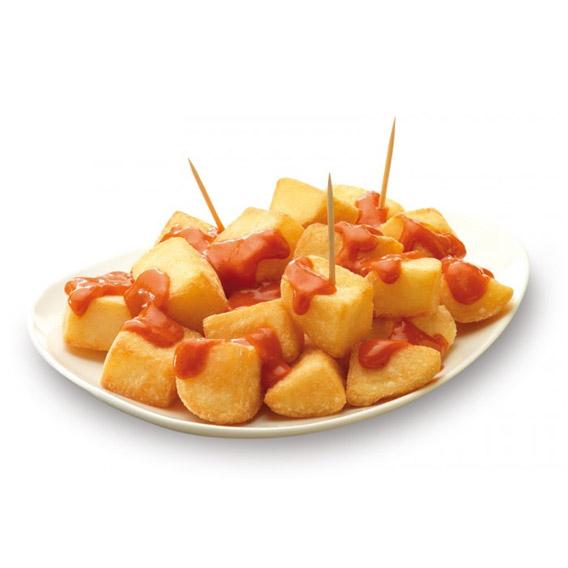 patatas bravas congeladas