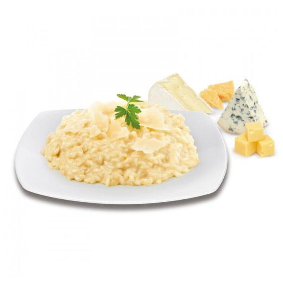 risoto 4 quesos congelado