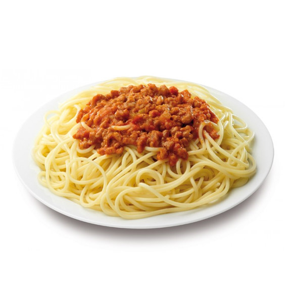 espaguetis boloñesa congelados